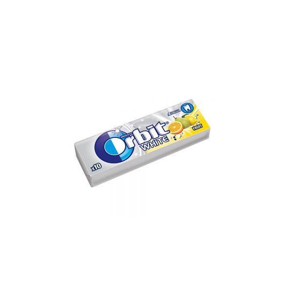 Orbit white fruit