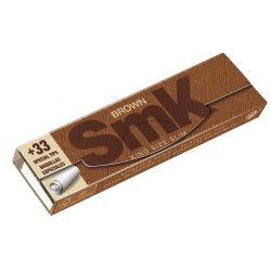 Cigarettapapír SMK brown+tip