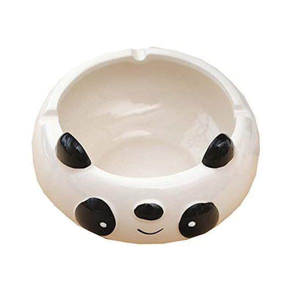 Hamutál kerámia panda