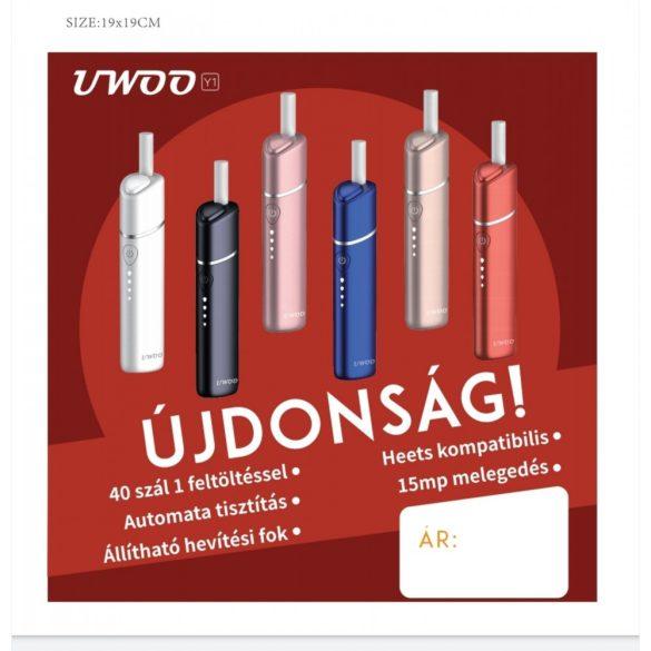 Dohányhevítő készülék Uwoo