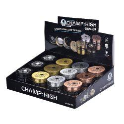 Dohányörlő fém Champ 4 r. 4 cm