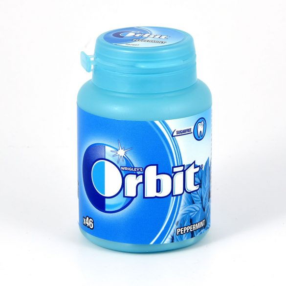 Orbit peppermint dobozos