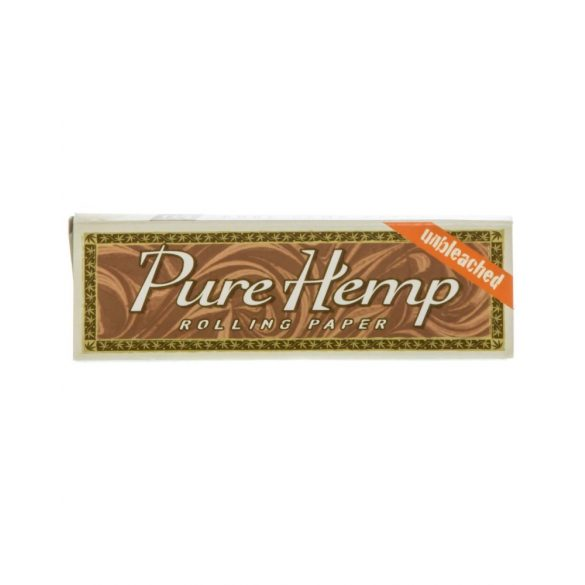 Cigarettapapír Pure Hemp