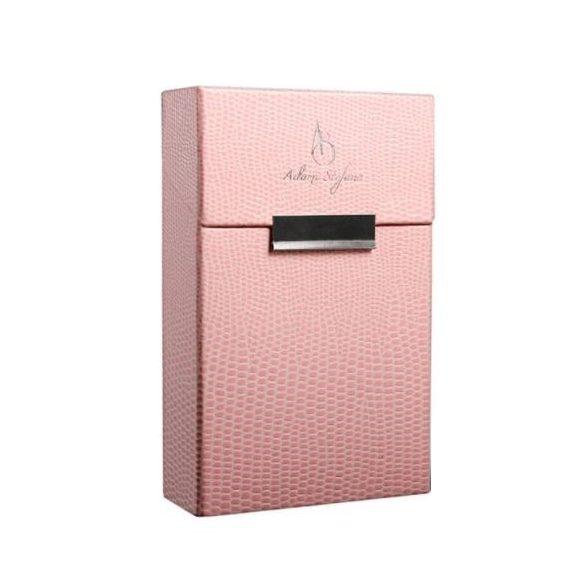 Cigarettatartó Adami Stefano ks lizard pink