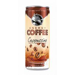 Hell jegeskávé cappuccino