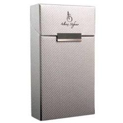 Cigarettatartó Adami Stefano 100-as metal-x silver