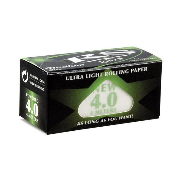 Cigarettapapír Rs rolls medium