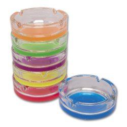 Hamuzó  üveg színes