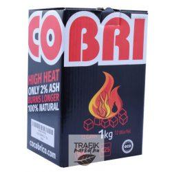 Vízipipaszén Coco brico 1 kg