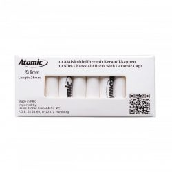 Pipafilter Atomic 6 mm