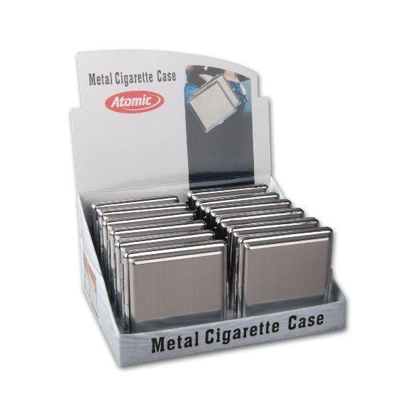 Cigarettatárca fém gravírozható