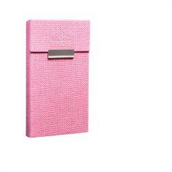 Cigarettatartó Adami Stefano slim napura pink slim