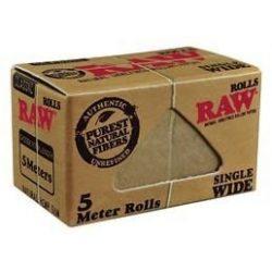 Cigarettapapír Raw rolls sw