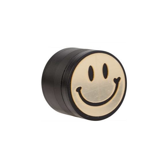 Dohányörlő fém smiley