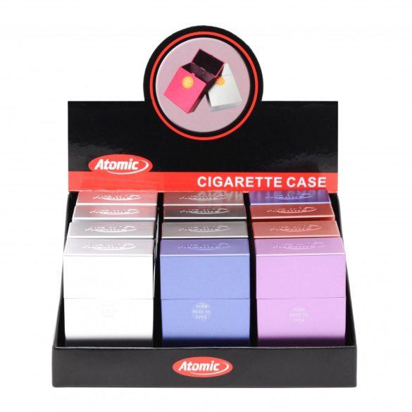 Cigarettatartó click műanyag